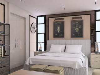 Kerim Çarmıklı İç Mimarlık Dormitorios infantiles de estilo moderno