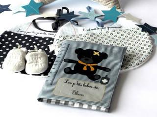 photo couverture mimipouapoua Chambre d'enfantsAccessoires & décorations Coton Bleu