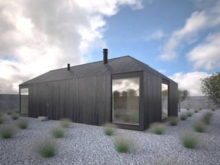 Redux - Arquitectura Modular Sustentável por João Araújo Sousa & Joana Correia Silva Arquitectura Moderno