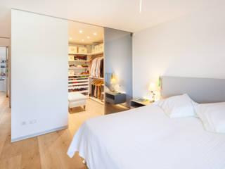غرفة نوم تنفيذ Tarimas de Autor,