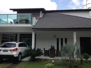 Residência Rodrigues Casas modernas por Marcos Assmar Arquitetura | Paisagismo Moderno