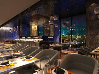 Salas de jantar  por ArtCore Design , Moderno