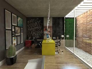 Studio M Arquitetura Комерційні простори