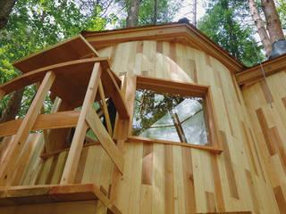 fuji tree house カントリーデザインの 多目的室 の 株式会社エキップ カントリー