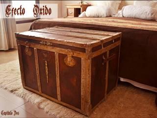 Baúles y valijas: Dormitorios de estilo  por Capítulo Dos