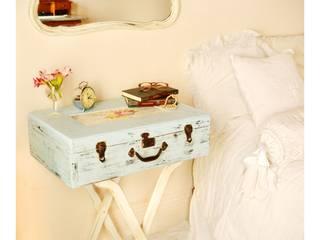 Camera da letto in stile in stile Eclettico di Capítulo Dos