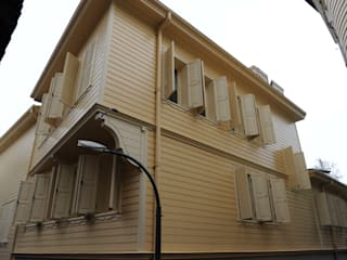 Yenilem Proje Danışmanlık T. A. Ş. – Sinan Genim Mimarlık Atölyesi:  tarz
