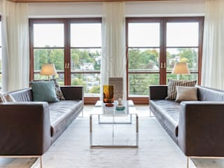 classic Living room by Home Staging Gabriela Überla