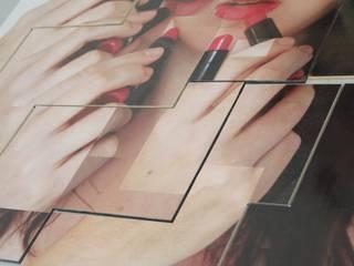 Lipstick detail:   door KRIS doet kunst