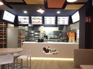CARLO CHIAPPANI interior designer Modern gastronomy