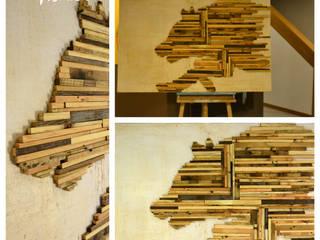 TRIBU - Artes Plásticas:   por Blue Art Factory,Moderno