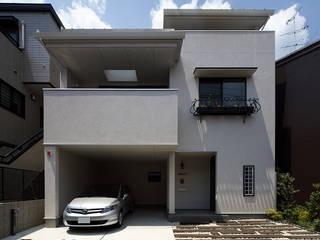 S☆邸: 株式会社アマゲロ / amgrrow Co., Ltd.が手掛けた家です。,
