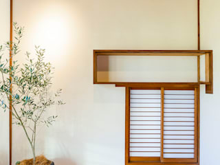 Projekty,   zaprojektowane przez 株式会社シーンデザイン建築設計事務所