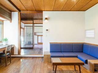 MATSUSHIRO HOUSE の 株式会社シーンデザイン建築設計事務所
