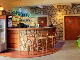 Projekt restauracji w Kielcach 01: styl , w kategorii  zaprojektowany przez Prownes