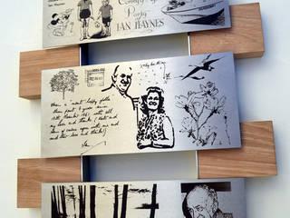 Dazzlehouse multi-panel commission:   by Sam Haynes