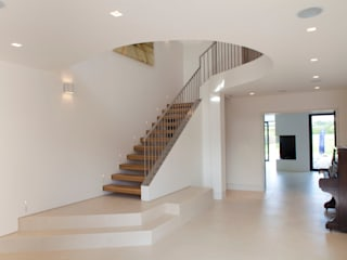 Essex House Frost Architects Ltd Коридор