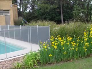 Quinta privada Jardines modernos: Ideas, imágenes y decoración de LAS MARIAS casa & jardin Moderno