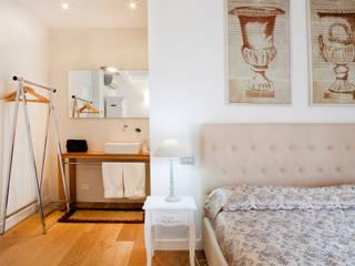 senzanumerocivico Moderne slaapkamers