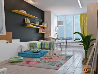 Artichok Design Study/office