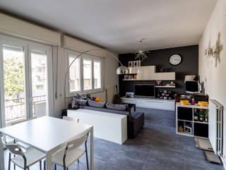 Salas de estar  por Bartolucci Architetti