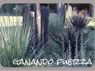 Jardines de estilo  por LAS MARIAS casa & jardin
