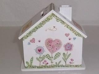 Haus Spardosen Laluz KinderzimmerAccessoires und Dekoration