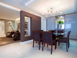 Moderne eetkamers van LimaRamos & Arquitetos Associados Modern