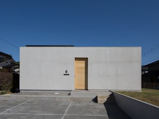 Modern houses by アトリエ24一級建築士事務所 Modern