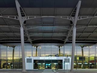 Priştina Adem Jashari Uluslararası Havalimanı Modern Havalimanları Tekeli-Sisa Mimarlık Ortaklığı Modern