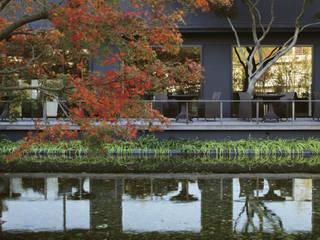 Asiatische Hotels von WA-SO design -有限会社 和想- Asiatisch