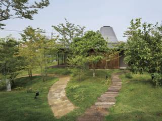 Ausgefallener Garten von WA-SO design -有限会社 和想- Ausgefallen