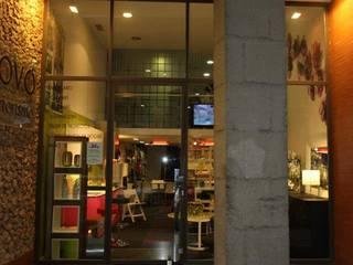 tienda Oficinas y tiendas de estilo clásico de NOVÓ INTERIORISMO, S.L. Clásico