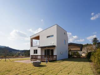 리슈건축 Modern houses