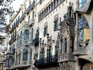 Patios & Decks by Estudio Arquitectura Ricardo Pérez Asin, Classic