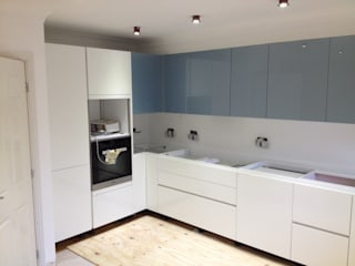 The Stages of a Customer's Kitchen - Bath, UK The ALNO Store Bristol