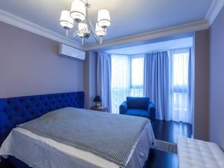 Реализована квартира с двумя спальнями в ЖК «Переделкино ближнее» Спальня в классическом стиле от ARTteam Классический