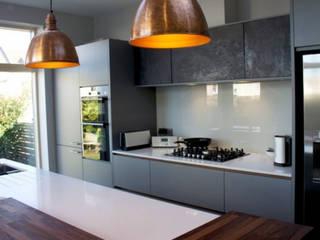A Bristol Customer's Kitchen The ALNO Store Bristol KitchenCabinets & shelves