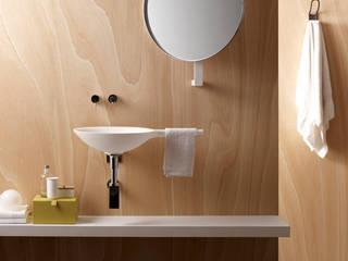 BATHCO BathroomSinks White