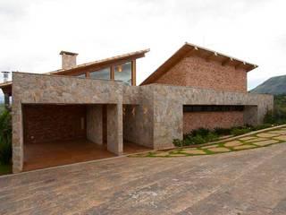 房子 by David Guerra Arquitetura e Interiores