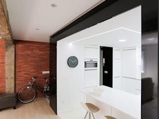 Kitchen by auno50 interiorismo, Modern