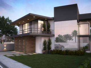 Casa do Bosque Casas modernas por IVVA Construindo Valores Moderno