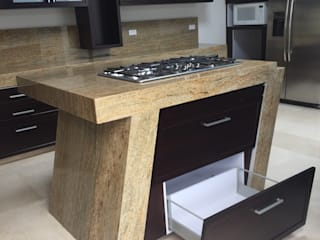 Modern Kitchen by LOPEZCAJIAO Modern