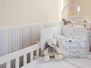 El pequeño mundo de Fabio (detalles): Dormitorios infantiles de estilo  de Margarida Muñoz