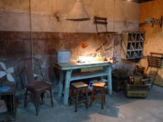 Peças Cantinho do Vintage 09.01.2016:  industrial por Cantinho do Vintage,Industrial