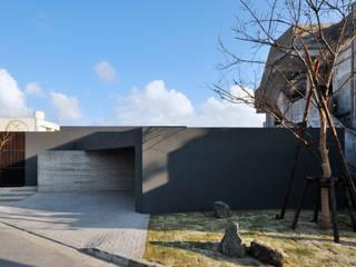 外観: 株式会社クレールアーキラボが手掛けた家です。,モダン 鉄筋コンクリート
