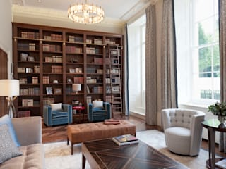 Living room by LINLEY London