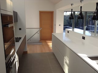 Complete Kitchen, Shropshire The ALNO Store Bristol ห้องครัว