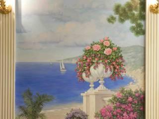 Вид на море:  в . Автор – Акцент, Классический