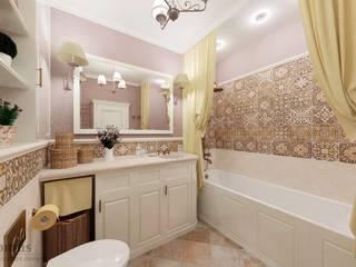 Белый Эскиз의  욕실
